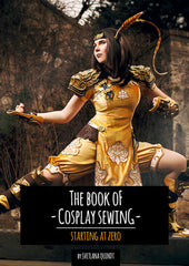 Kamui Cosplay The Book of Cosplay Sewing