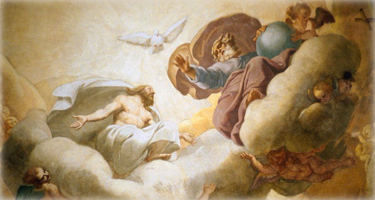 Trinity Sunday: The Soul's Relationship With the Trinity