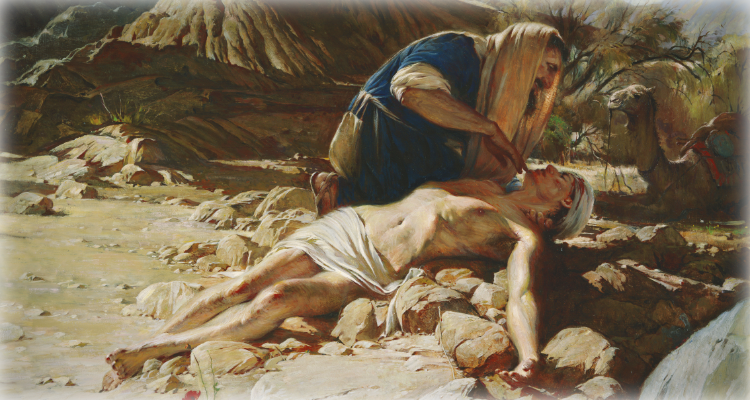 15th Ord TimeThe Good Samaritan and True Christian Charity