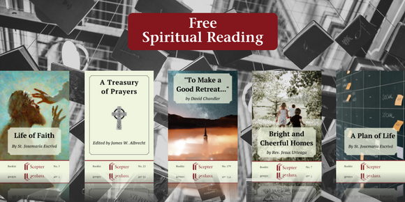 Free Spiritual Reading, Scepter Publishers