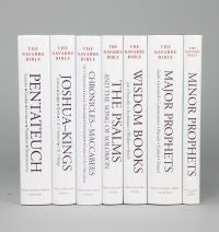 The Navarre Bible - Old Testament 7-Volume Set - Scepter Publishers