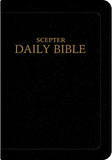 Scepter Daily Bible RSVCE Simulated Leather (Our Travel Bible) - Scepter Publishers