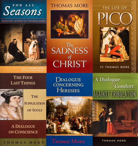 Writings and Books by St. Thomas More - Scepter Publishers