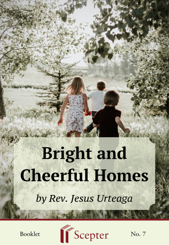 Bright and Cheerful Homes - Scepter Publishers
