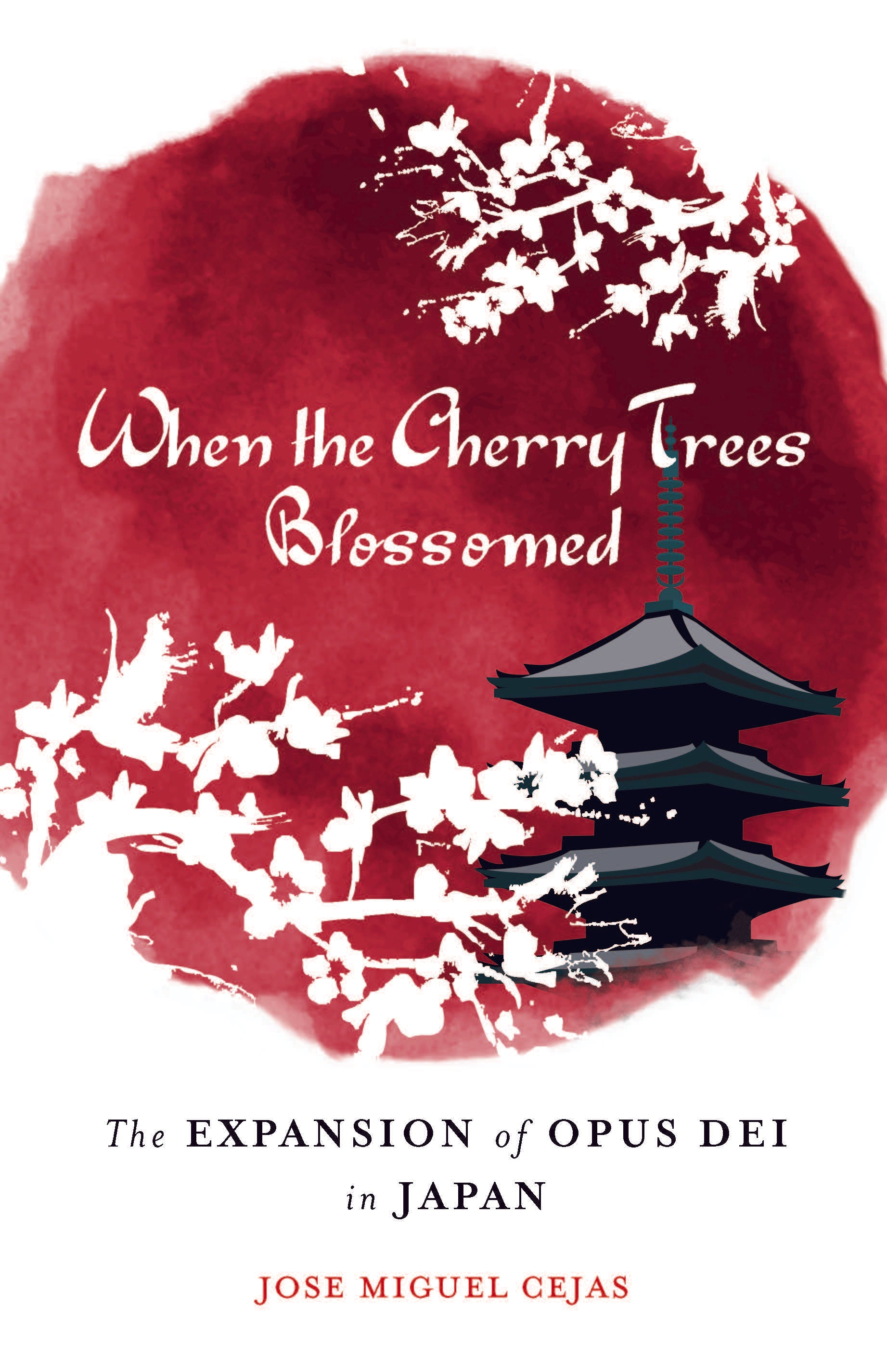When The Cherry Trees Blossomed - Scepter Publishers