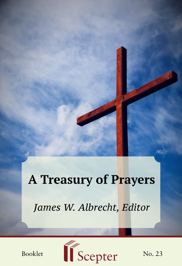 A Treasury of Prayers - Scepter Publishers