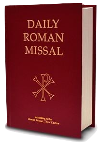 Daily Roman Missal, 7th Edition (Hardcover, Burgundy) - Scepter Publishers