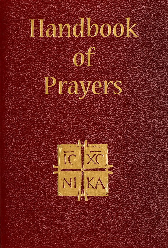 Handbook of Prayers, 8th Edition - Scepter Publishers