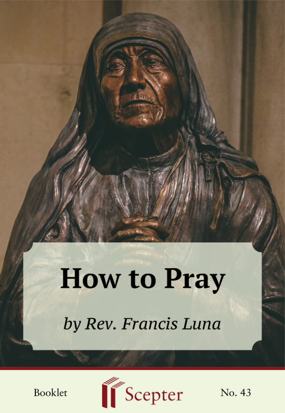 How to Pray - Scepter Publishers