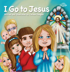 I Go To Jesus - Scepter Publishers