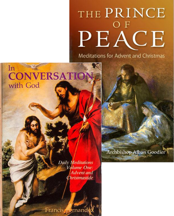 Advent & Christmas Meditations: Book Set - Scepter Publishers