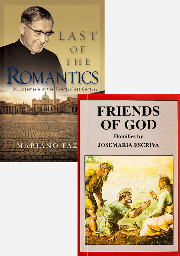 Last of the Romantics & Friends of God - Scepter Publishers