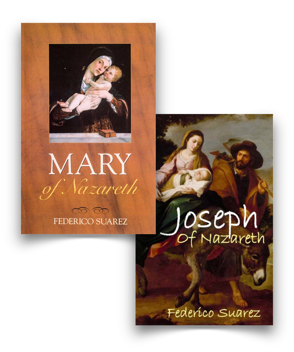 Mary & Joseph of Nazareth - Scepter Publishers