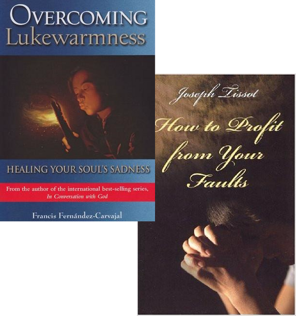 Overcoming Lukewarmness & How to Profit from Your Faults - Scepter Publishers