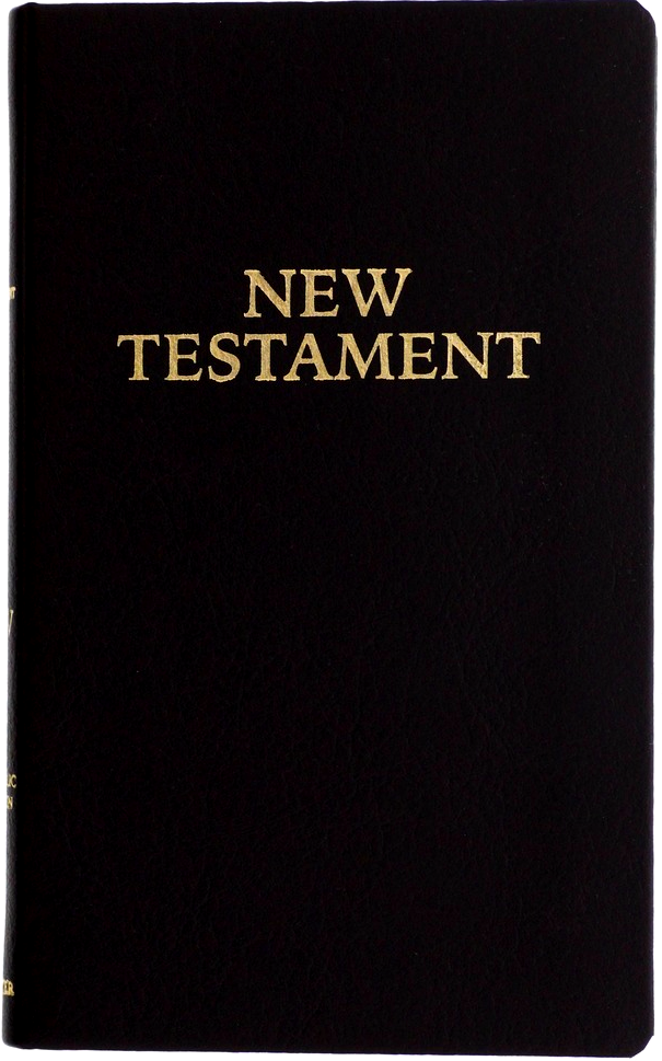 RSV Leather Pocket New Testament