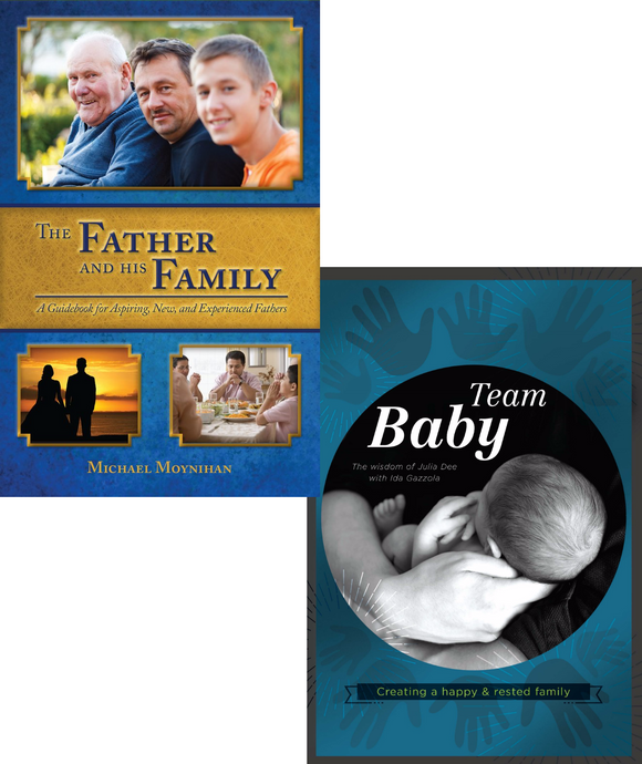 Team Baby & The Father and His Family - Scepter Publishers
