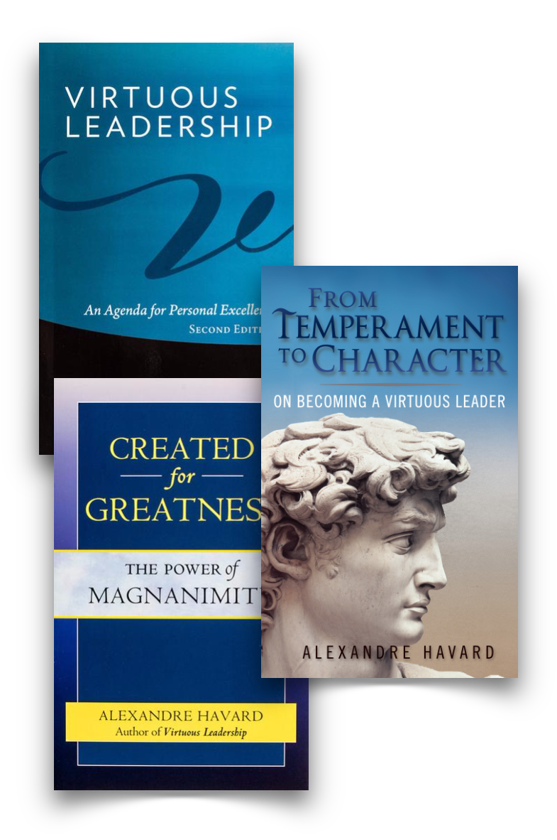 Alexandre Havard Virtuous Leadership Set - Scepter Publishers