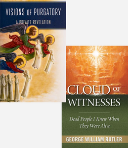 Visions of Purgatory & Cloud of Witnesses - Scepter Publishers