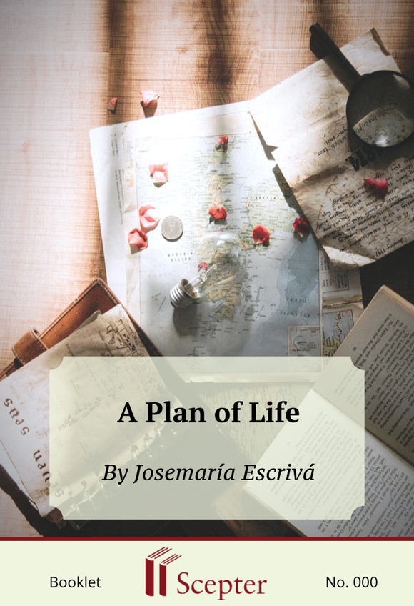 A Plan of Life - Scepter Publishers