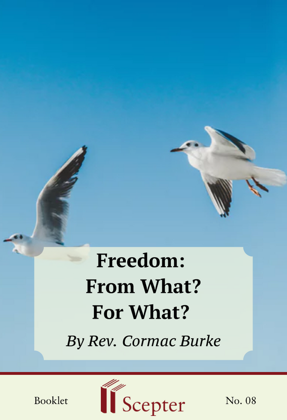 Freedom: From What? For What? - Scepter Publishers