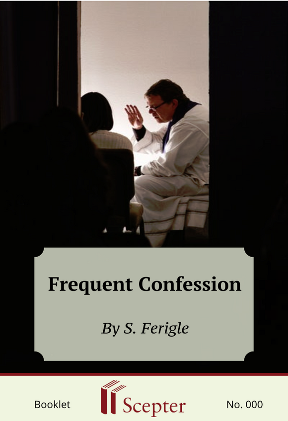 Frequent Confession - Scepter Publishers