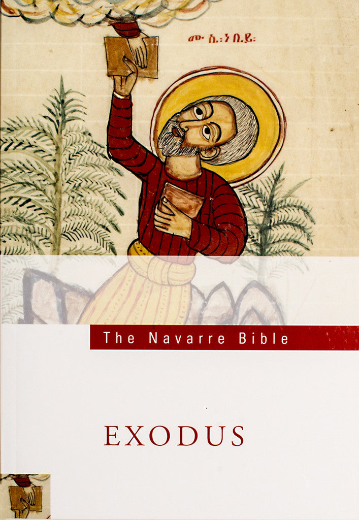 The Navarre Bible - Exodus - Scepter Publishers
