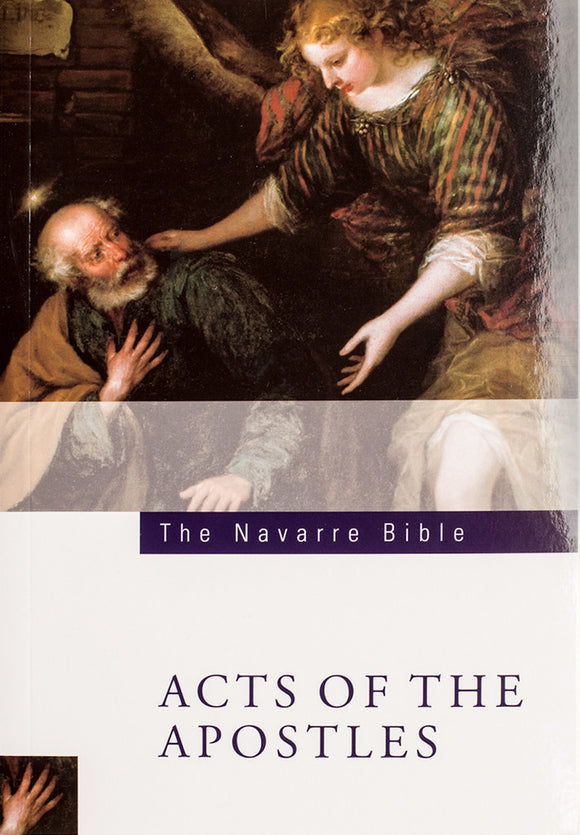 The Navarre Bible - Acts of the Apostles - Scepter Publishers