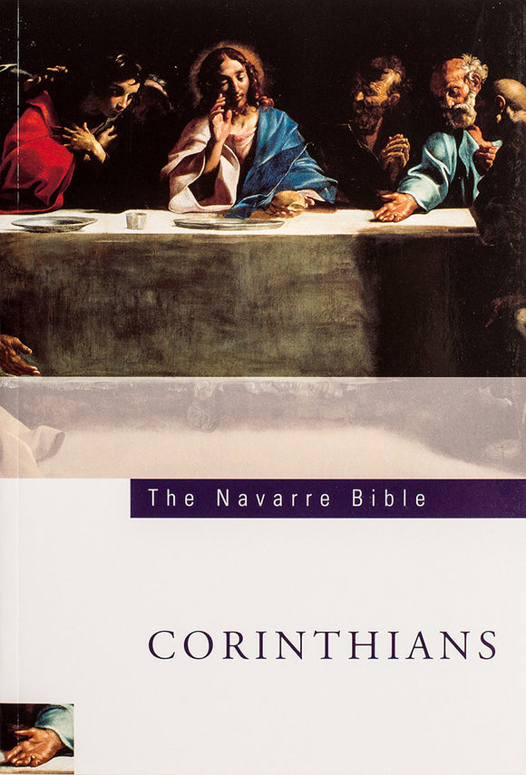 The Navarre Bible - Corinthians - Scepter Publishers