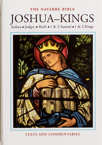 The Navarre Bible - Joshua to Kings - Scepter Publishers