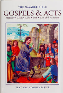 The Navarre Bible - Gospels and Acts - Scepter Publishers