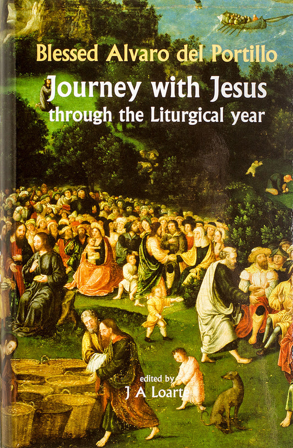 Journey with Jesus - Scepter Publishers