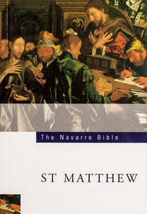 The Navarre Bible - St. Matthew - Scepter Publishers