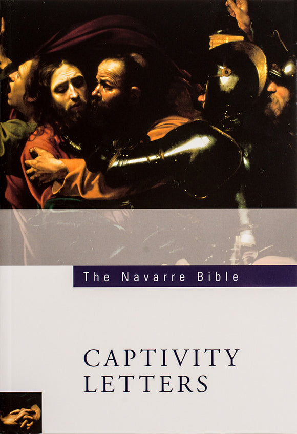 The Navarre Bible - Captivity Letters - Scepter Publishers