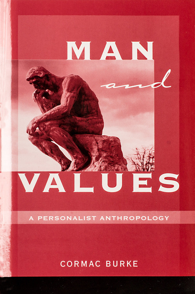 Man and Values - A Personalist Anthropology (Slightly Damaged) - Scepter Publishers