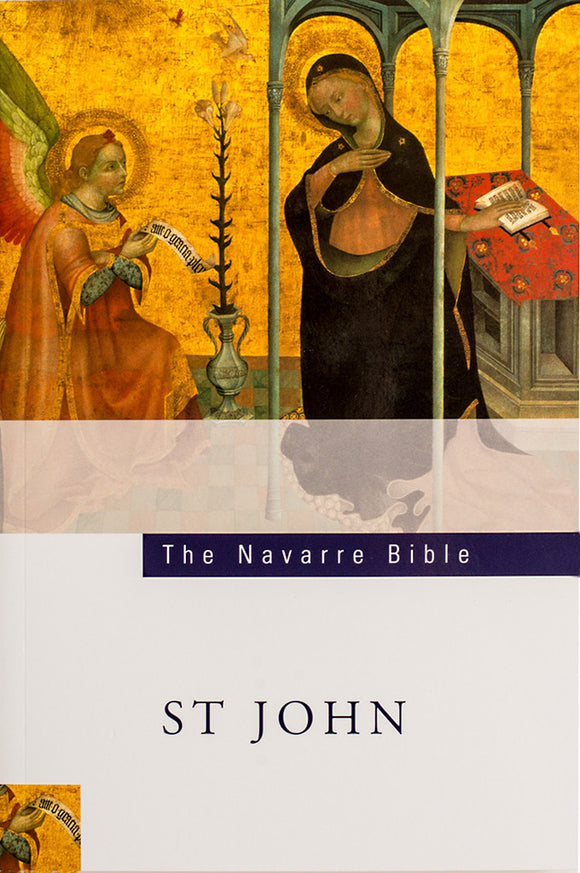 The Navarre Bible - St. John - Scepter Publishers