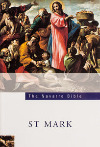 The Navarre Bible - St. Mark - Scepter Publishers