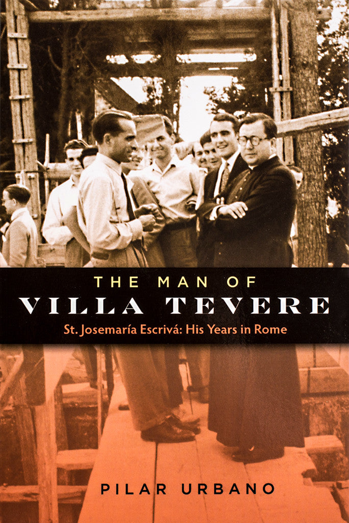 The Man of Villa Tevere - Scepter Publishers