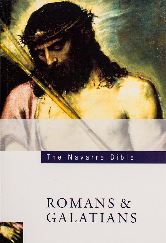 The Navarre Bible - Romans & Galatians