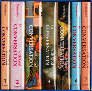 In Conversation With God: 7-Volume Set - Scepter Publishers