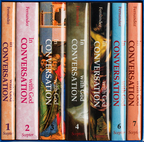 In Conversation With God: Full Set with Slipcase