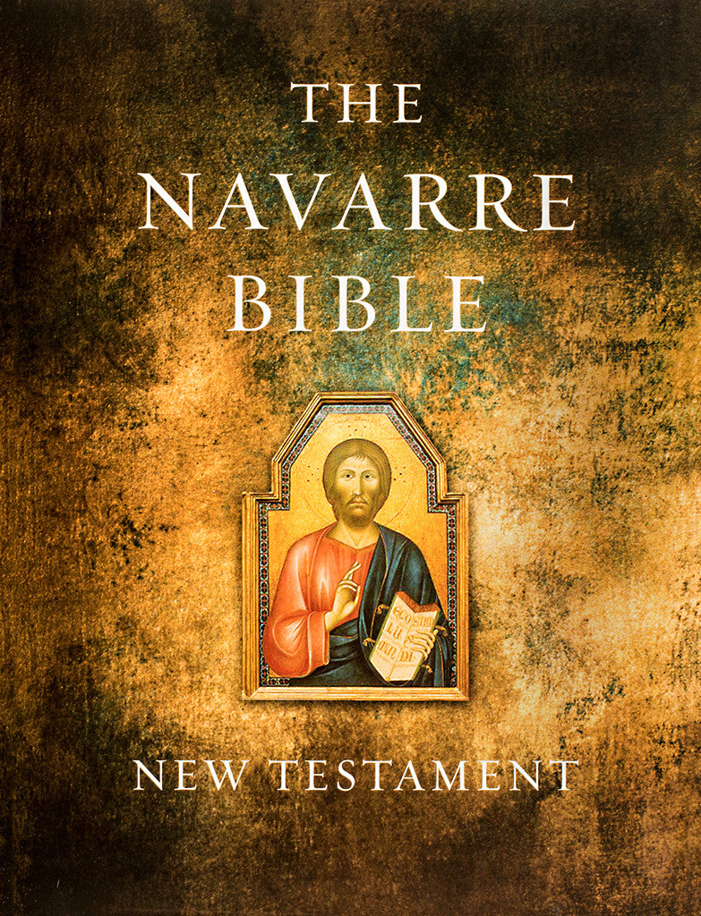 The Navarre Bible - NT Expanded Edition - Scepter Publishers