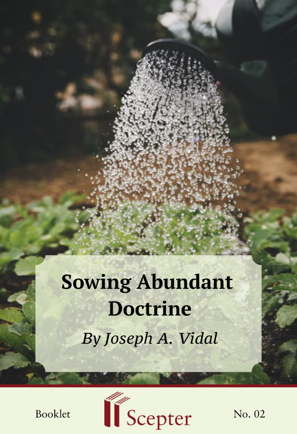 Sowing Abundant Doctrine - Scepter Publishers