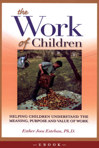 The work of children helping children understand the meaning purpose the work of children helping children understand the meaning purpose and value of fandeluxe