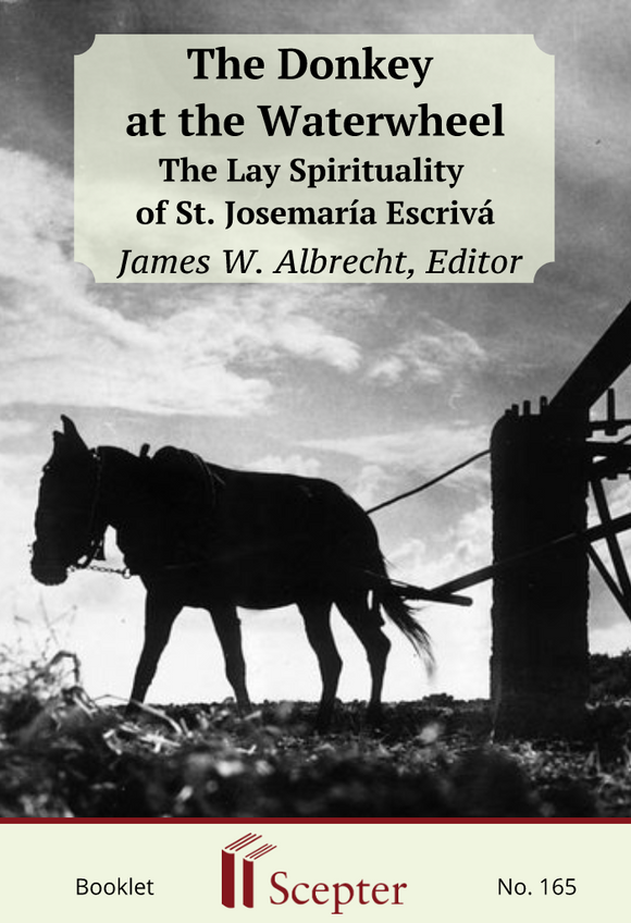 The Donkey at the Waterwheel - Scepter Publishers