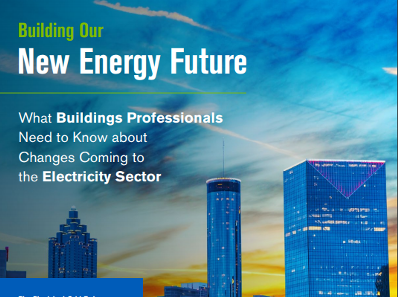 New Energy Future ASHRAE initiative