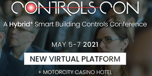 Controls-Con - A Hybrid* Smart Building Controls Conference May 5 - 7