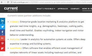 Cimetrics is a Current, powered by GE partner