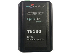 Cimetrics IoT to Modbus Interfaces is on IoT market