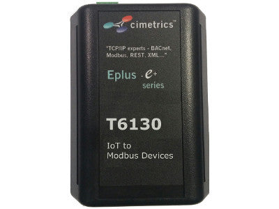 Bring your Modbus automation devices to the Internet of Things!