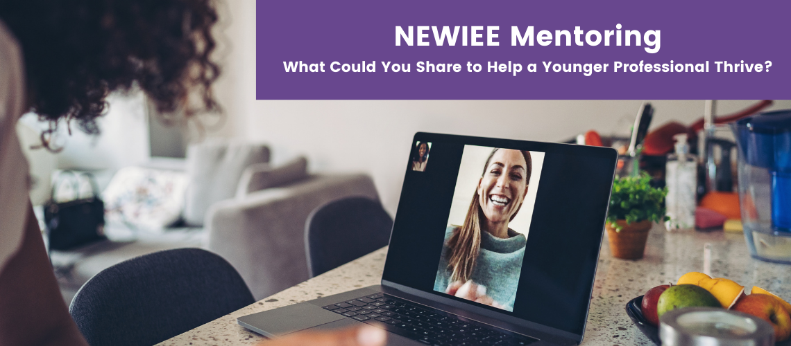 New England Women in Energy and the Environment (NEWIEE) is recruiting for their mentorship program!